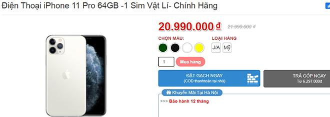 Chiếc iPhone Pro này đang bị lãng quên, giá đẹp hơn iPhone 12 - 10