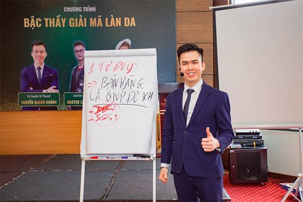 Doanh nhân Nguyễn Quang Khánh: Muốn thành công đừng ngại đương đầu thử thách - 2