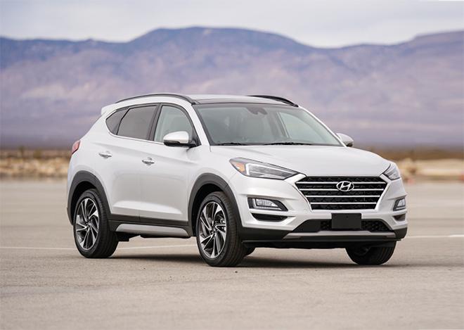 Giá xe Hyundai Tucson lăn bánh tháng 6/2021 - 11