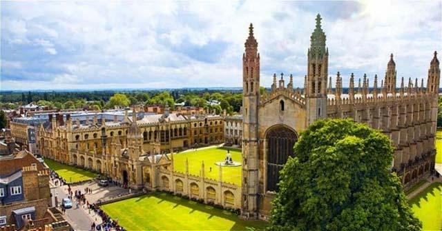 Top 10 trường đại học có nhiều người đạt giải Nobel nhất - 1