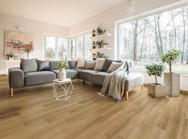 Trải nghiệm sàn gỗ cốt đen DreamLux cao cấp cho ngôi nhà bạc tỷ - 4