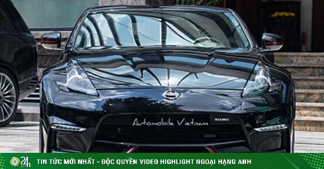 Chi tiết mẫu xe thể thao tiền tỷ Nissan 370Z Nismo