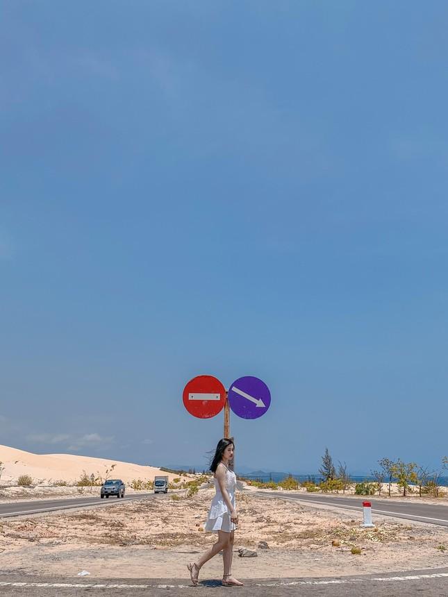 """""""Hoang mạc Sahara"""" thu nhỏ tại Bình Thuận, còn chần chờ gì mà không check-in ngay - 5"""