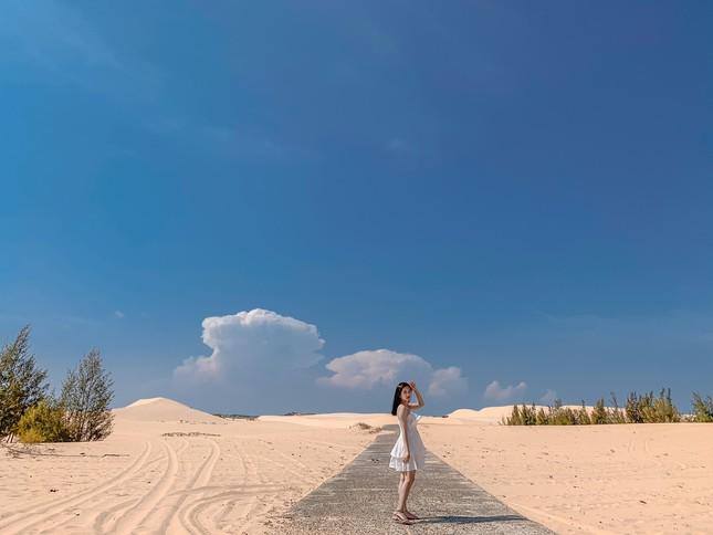 """""""Hoang mạc Sahara"""" thu nhỏ tại Bình Thuận, còn chần chờ gì mà không check-in ngay - 2"""
