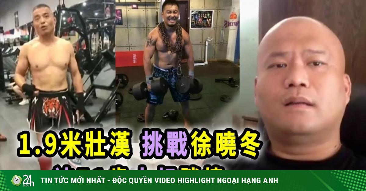 Thần sức mạnh Trung Quốc cà khịa Từ Hiểu Đông, bị ông chú đánh tơi tả