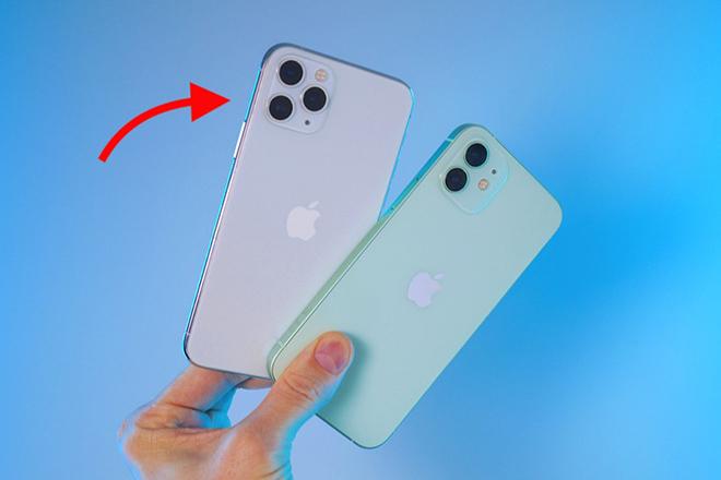 """Vì sao camera iPhone mãi """"không lớn""""? - 1"""