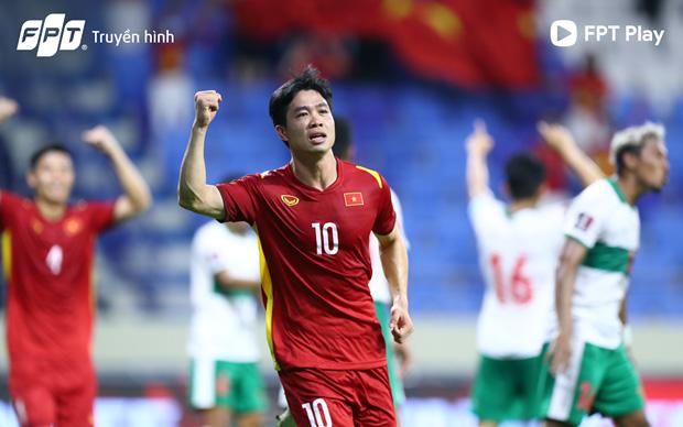 FPT độc quyền bản quyền phát sóng vòng loại thứ 3 World Cup 2022 Châu Á - 1