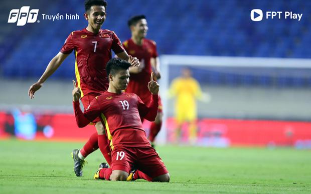 FPT độc quyền bản quyền phát sóng vòng loại thứ 3 World Cup 2022 Châu Á - 2