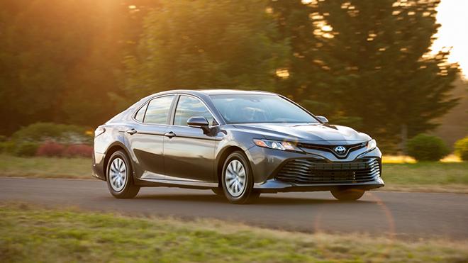 Giá xe Toyota Camry lăn bánh tháng 6/2021 - 4