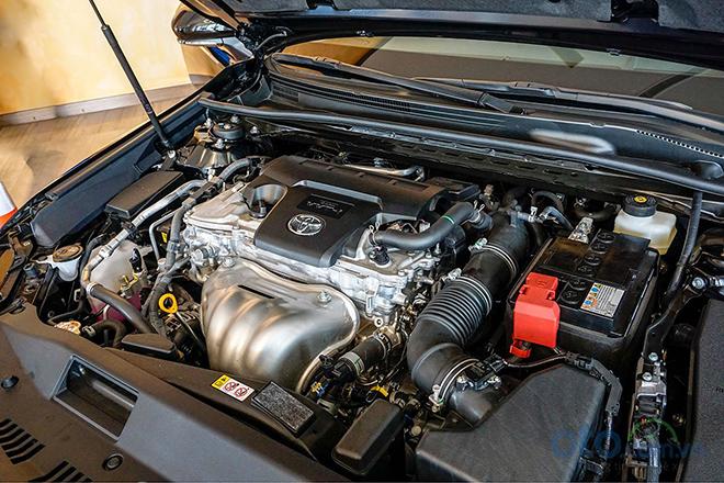 Giá xe Toyota Camry lăn bánh tháng 6/2021 - 11