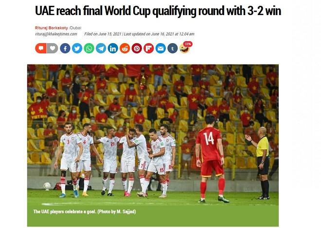 ĐT Việt Nam vào vòng loại thứ ba World Cup: Báo Thái ca ngợi số 1 Đông Nam Á - 4