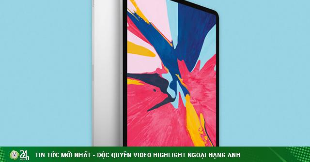 iPad tiếp tục giữ ngôi vương tablet phổ biến nhất thế giới