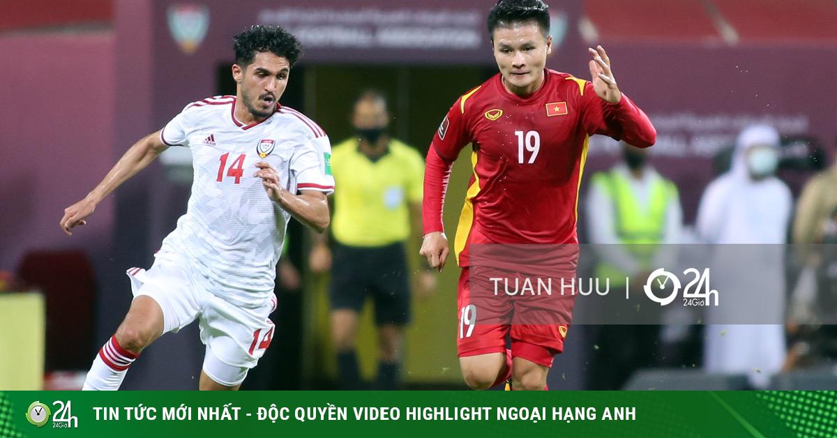 ĐT Việt Nam lập chiến tích lịch sử, tăng mấy bậc trên bảng xếp hạng FIFA?
