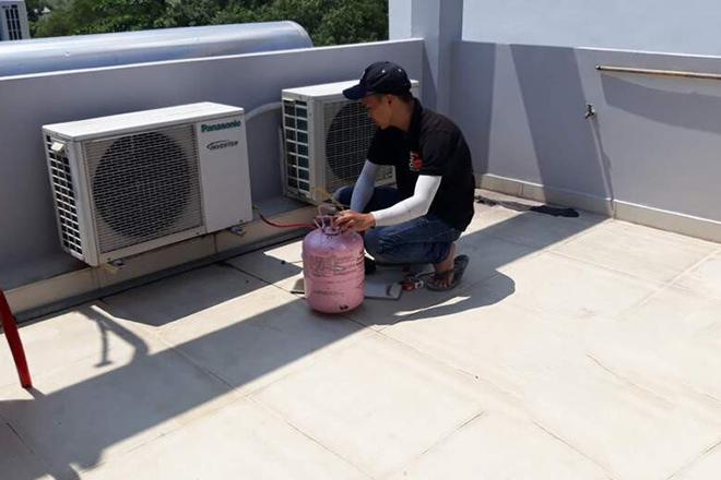 Làm thế nào để tránh bị thợ lừa nạp gas điều hòa? - 4