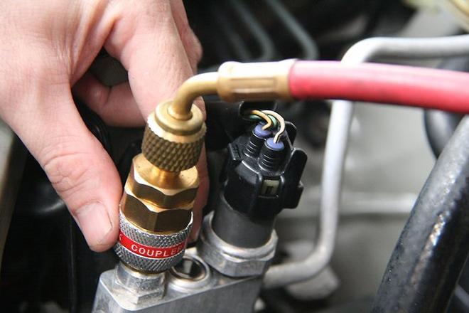 Làm thế nào để tránh bị thợ lừa nạp gas điều hòa? - 3
