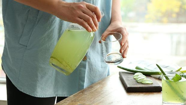 """5 loại đồ uống lành mạnh giúp kéo dài thời gian """"yêu"""" - 1"""