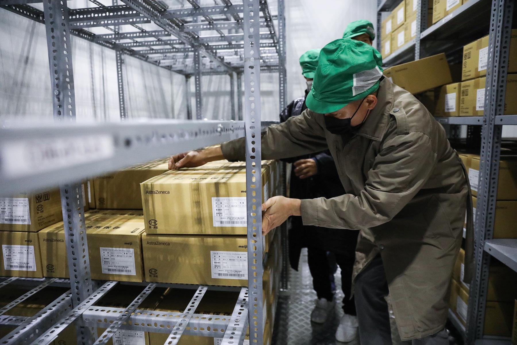 836.000 liều vắc xin COVID-19 được bảo quản thế nào trong kho lạnh ở TP.HCM? - 6