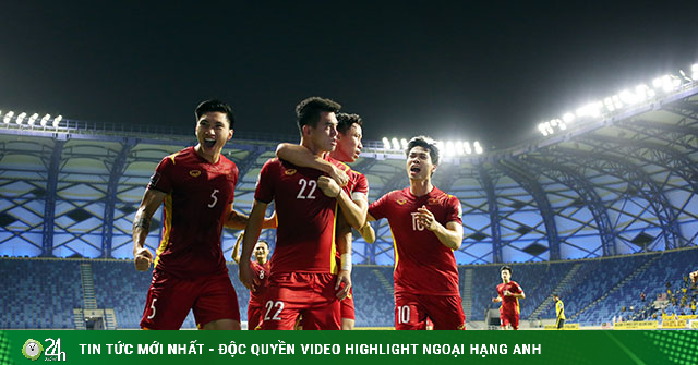 ĐT Việt Nam vào vòng loại 3 World Cup, lịch thi đấu...