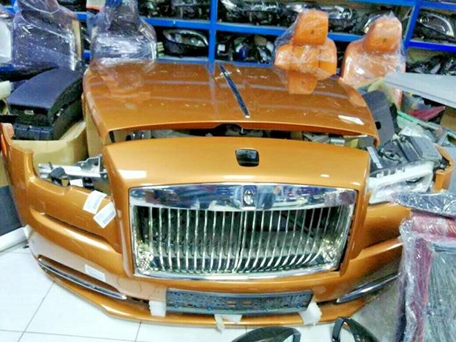 Đẳng cấp kiểu Mỹ, nguyên phần đầu xe Lamborghini được rao bán trên eBay - 10