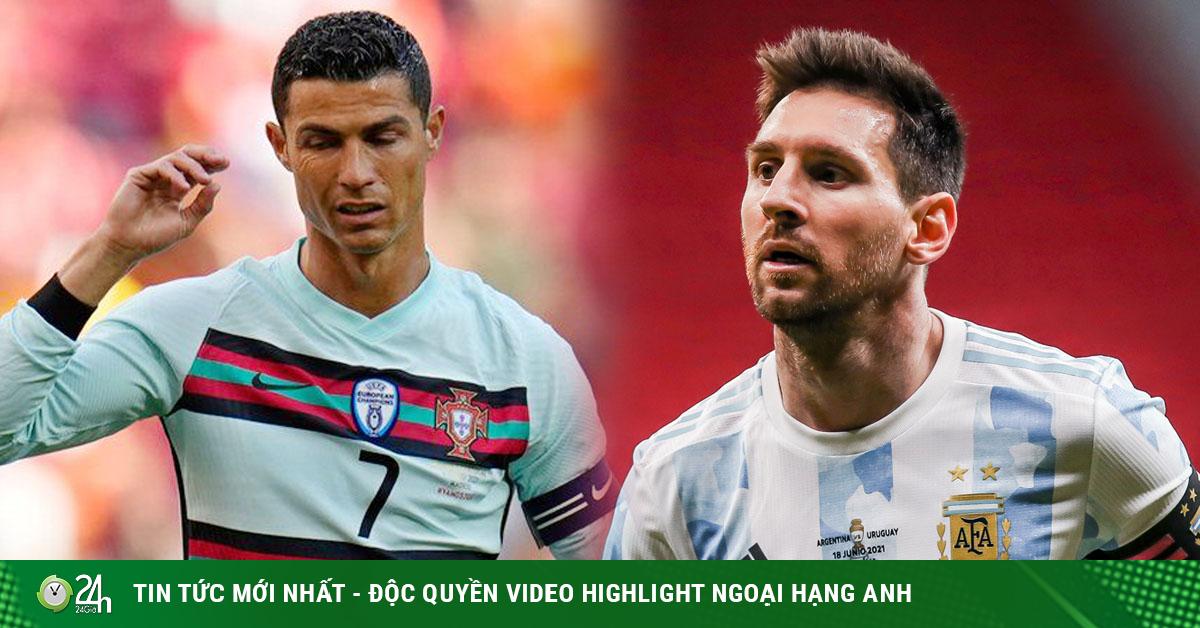Messi qua người cực đỉnh: Đá 1 trận bằng thành tích...