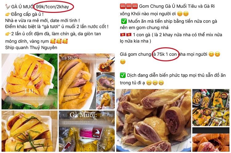 Nguồn gốc thật của loại gà ủ muối tiêu siêu rẻ trên chợ mạng - 1