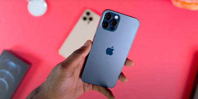 HOT: iPhone 13 chỉ là bản nâng cấp iPhone 12S, không có tùy chọn 1TB? - 4