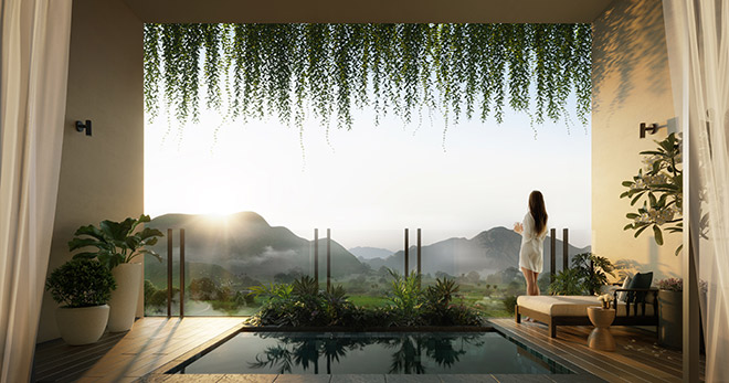 """Apec Mandala Sky Villas Kim Bôi: """"Đòn bẩy"""" cho xu hướng """"Wellness tourism"""" tại Hòa Bình - 3"""