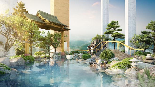 """Apec Mandala Sky Villas Kim Bôi: """"Đòn bẩy"""" cho xu hướng """"Wellness tourism"""" tại Hòa Bình - 1"""