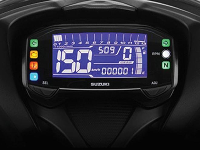 Suzuki GSX-R150 2021 trình làng tại Việt Nam: giá 75 triệu đồng - 5