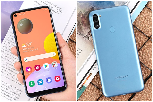 11 điện thoại giá rẻ dưới 3 triệu ngon bổ rẻ đáng mua nhất năm 2021 - 1