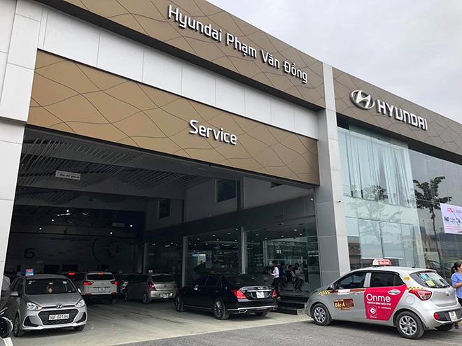 Địa điểm sửa chữa, bảo dưỡng ô tôHyundai chính hãng tại Hà Nội - 2