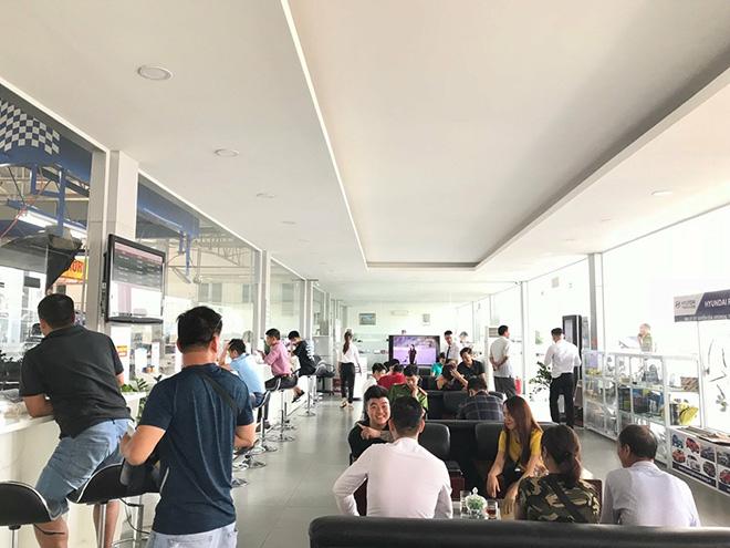 Địa điểm sửa chữa, bảo dưỡng ô tôHyundai chính hãng tại Hà Nội - 4