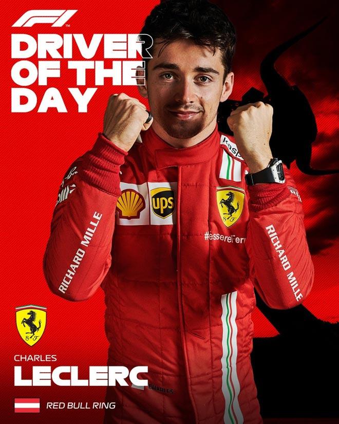 """Đua xe F1, chặng Styrian GP: Max Verstappen đăng quang trên """"thánh địa của Bò húc"""" - 3"""