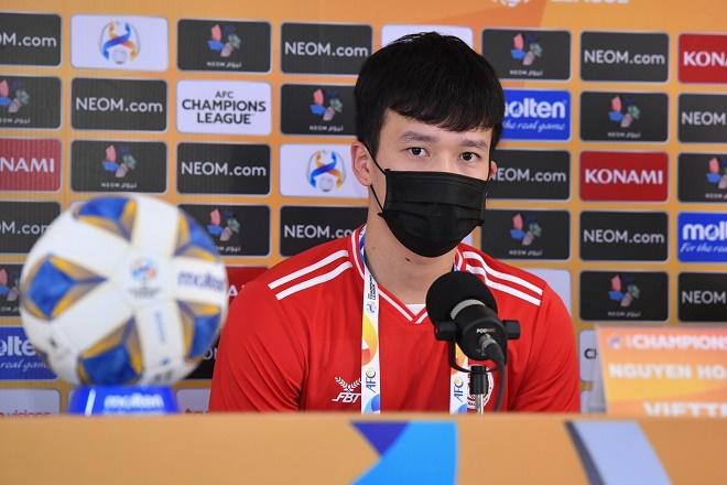 Quế Ngọc Hải, Trọng Hoàng quyết lấy 3 điểm đầu tiên ở AFC Champions League - 3