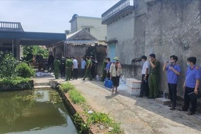 Tiết lộ không ngờ về nghi phạm gây thảm án kinh hoàng ở Thái Bình