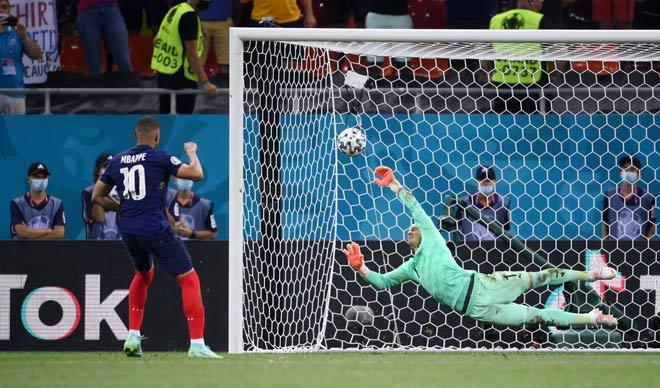 Đội tuyển hay nhất vòng 1/8 EURO: ĐT Anh hạ Đức vẫn chưa bằng Thụy Sĩ? - 3