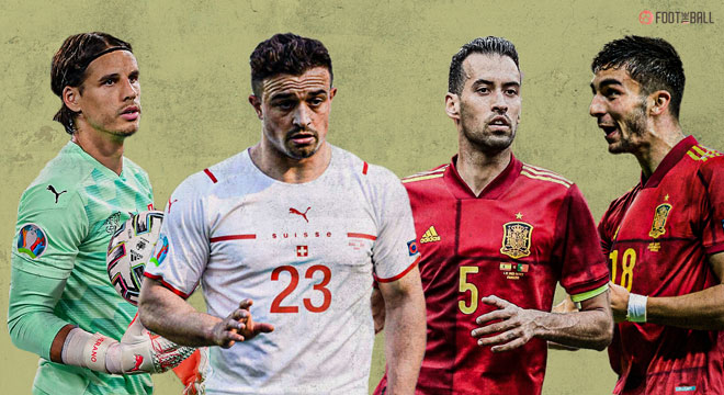 Đội tuyển hay nhất vòng 1/8 EURO: ĐT Anh hạ Đức vẫn chưa bằng Thụy Sĩ? - 4