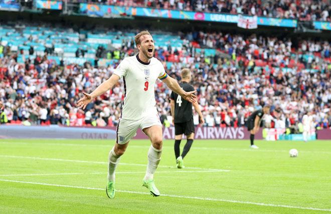 Đội tuyển hay nhất vòng 1/8 EURO: ĐT Anh hạ Đức vẫn chưa bằng Thụy Sĩ? - 1