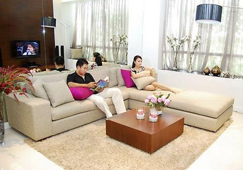 So căn hộ triệu đô của Mr Đàm, Cẩm Ly và Hà Kiều Anh - hình ảnh 11