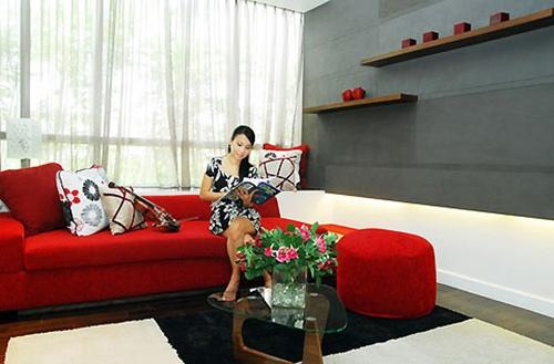 So căn hộ triệu đô của Mr Đàm, Cẩm Ly và Hà Kiều Anh - hình ảnh 12