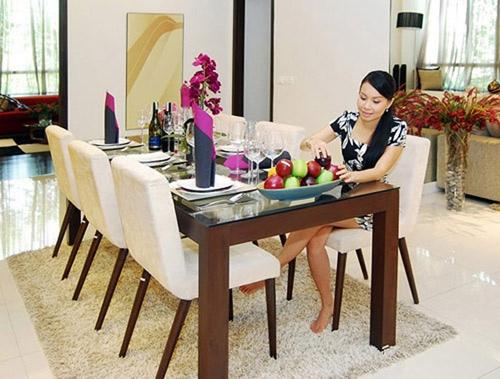 So căn hộ triệu đô của Mr Đàm, Cẩm Ly và Hà Kiều Anh - hình ảnh 13