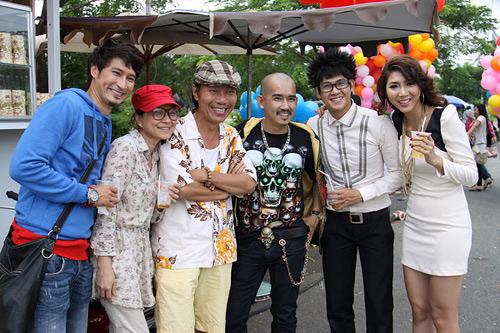 Những vai diễn khó quên của ca sĩ Minh Thuận - hình ảnh 5