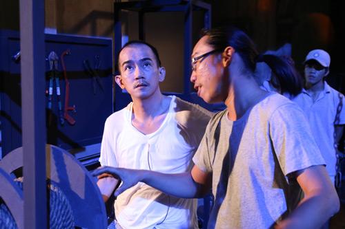 Xót xa với hình ảnh Minh Thuận trong bộ phim cuối cùng - hình ảnh 2
