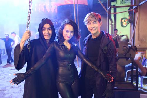 Xót xa với hình ảnh Minh Thuận trong bộ phim cuối cùng - hình ảnh 3