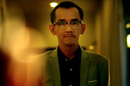 Minh Thuận cười bí hiểm trong phim điện ảnh cuối cùng - hình ảnh 1