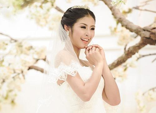 Hoa hậu Ngọc Hân phủ nhận tin đồn kết hôn - hình ảnh 2