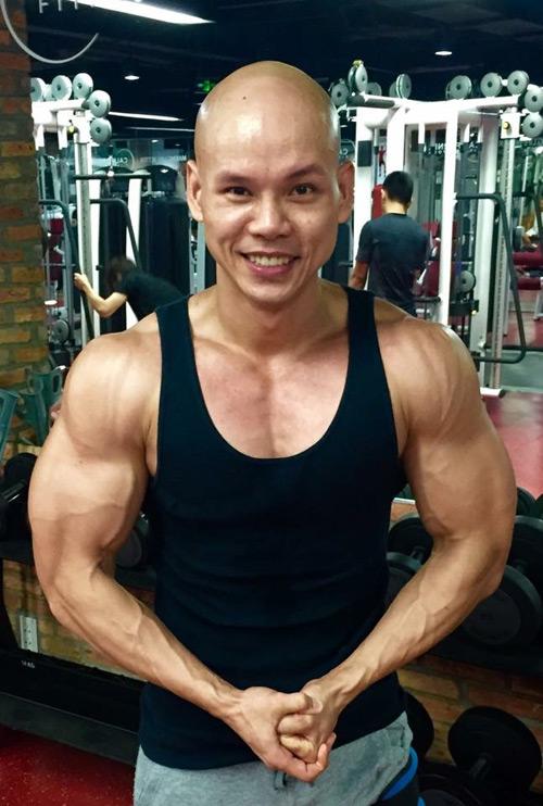 Không thể tin đây là Phan Đinh Tùng ở tuổi 41 - hình ảnh 5