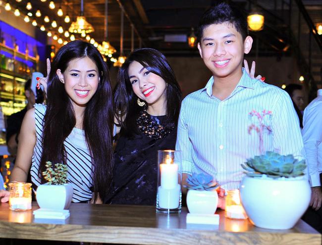 3 cô em chồng nóng bỏng, giàu có nức tiếng trong showbiz Việt - hình ảnh 1