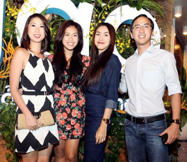 3 cô em chồng nóng bỏng, giàu có nức tiếng trong showbiz Việt - hình ảnh 7