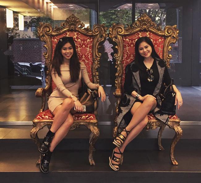 3 cô em chồng nóng bỏng, giàu có nức tiếng trong showbiz Việt - hình ảnh 10